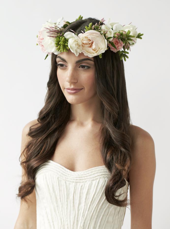 10 Fresh Flower Crown Weddinghttprefreshroseblogspotcom