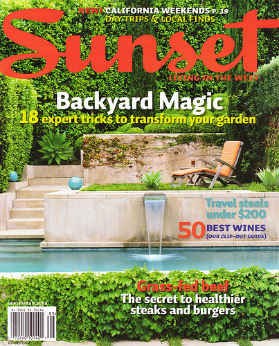 Bauer garden orbs sunset cover