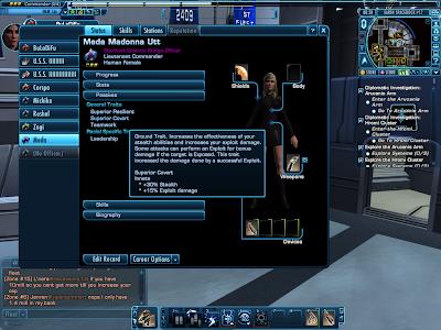 Star Trek Online - Very Rare Bridge Officer Traits