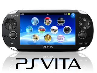 Sony psp playstation psvita ps-vita console