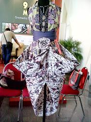 1st Winner Drapping Batik 2012