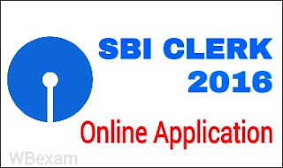 SBI Clerk Exam 2016 Online Application process and Question Pattern, Admit Card download
