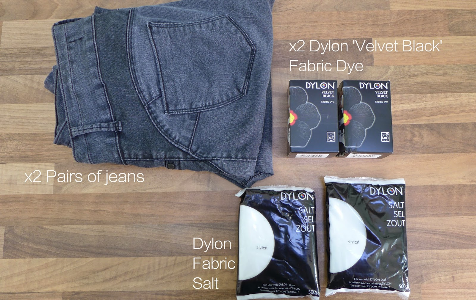 Dylon Machine Wash Dyes