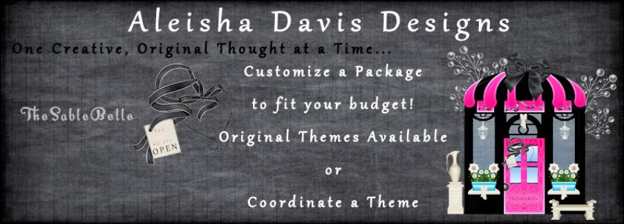Aleisha Davis Designs