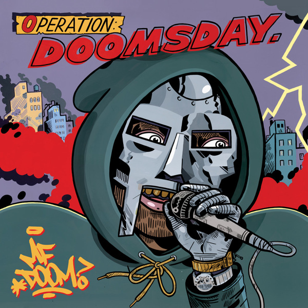 MF DOOM - Operation: Doomsday (Complete) Cover