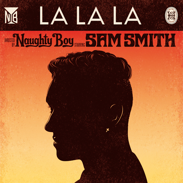 Naughty Boy ft Sam Smith - La La La - copertina traduzione testo video download