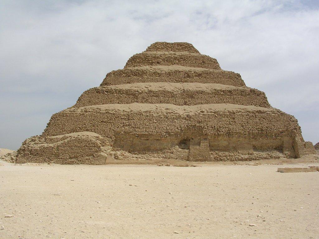 Arquitectura funeraria en egipto historia del arte for Arquitectura de egipto