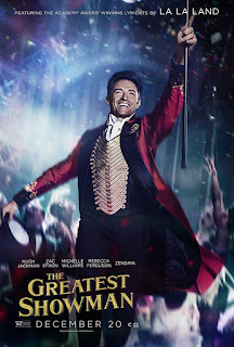 The Greatest Showman 2017 Movie (English) WebRip 720p [800MB] ESubs