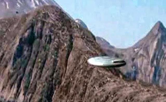 UFO sightings in Kongka La