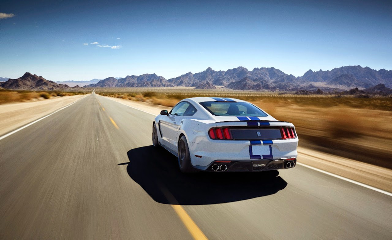 2016 Ford Mustang Shelby GT350 HD Car Wallpaper -o ...