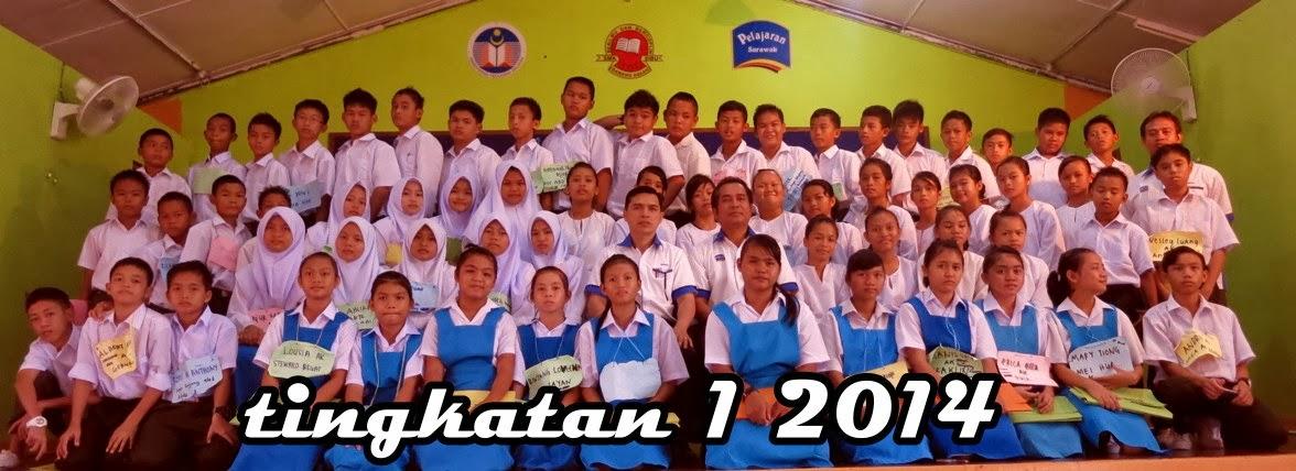 Tingkatan 1 2014