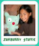 Stuffie--Zombunny