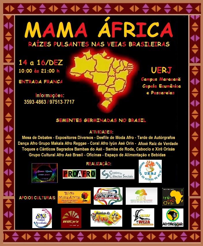 Evento Mama África