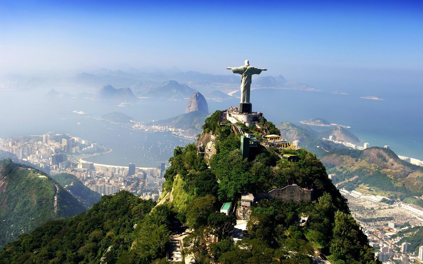 Jesus Christ Statue in Brasil
