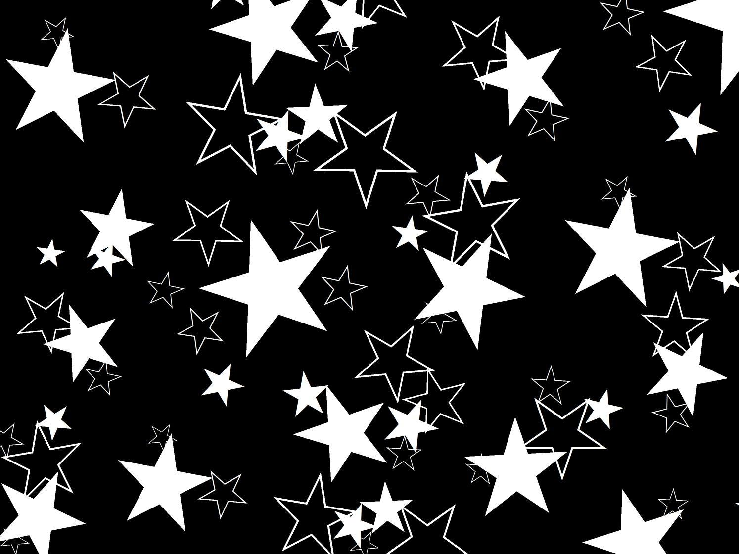 Black And Blue Stars Backgrounds Black Stars Wal...