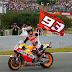 MotoGP 2015 : Marc Marquez Tetap Oke Meski Tak Naik Honda