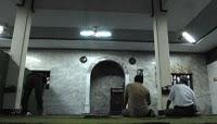 Tiang Dan Lantai Masjid Bergeser