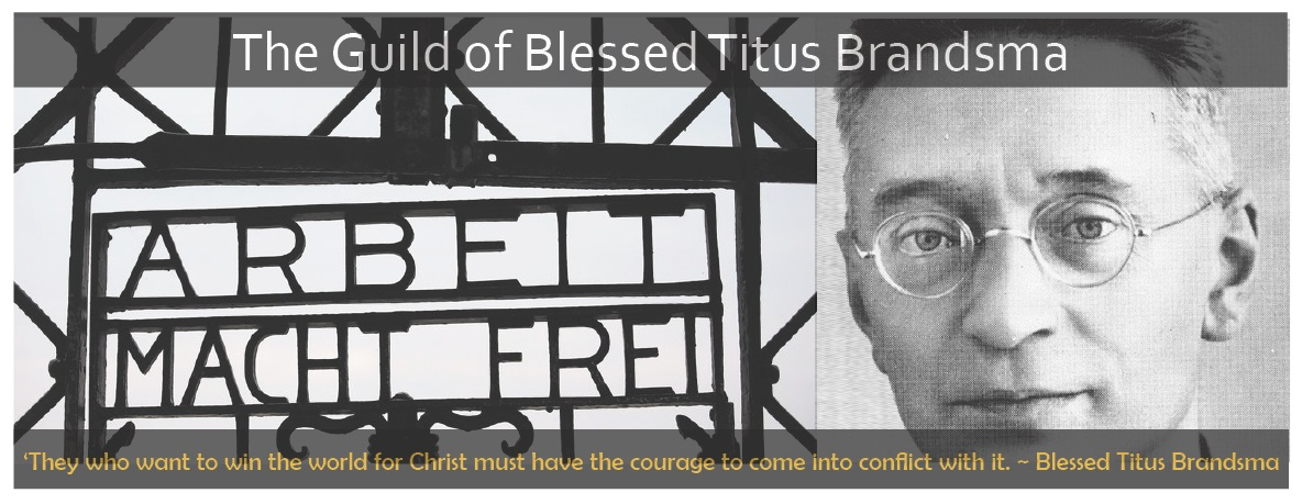 The Guild of Blessed Titus Brandsma