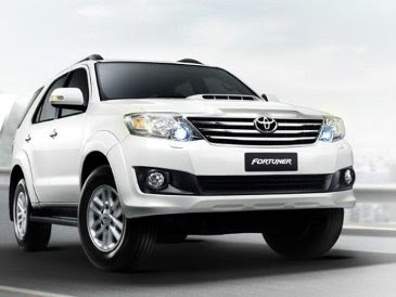 2011 New Fortuner
