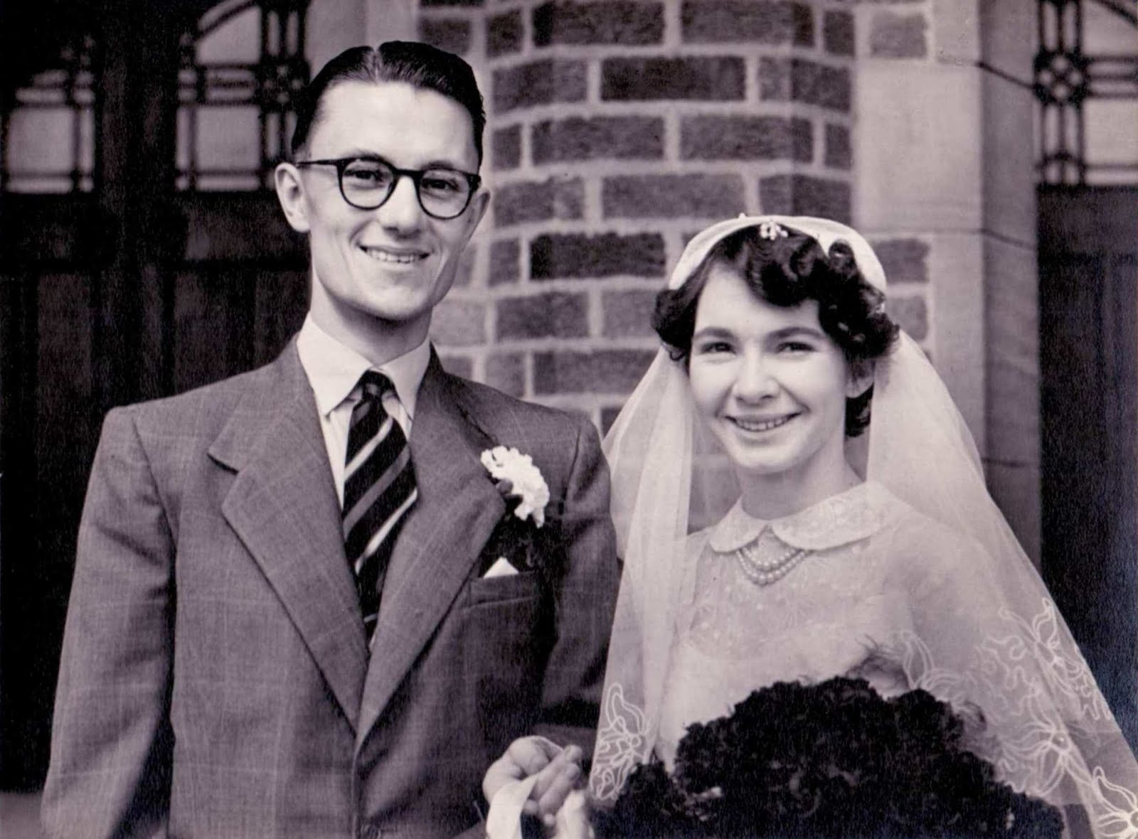 Eric and Pauline Slater