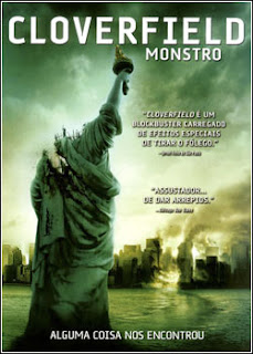 Download - Cloverfield - Monstro DVDRip - AVI - Dublado