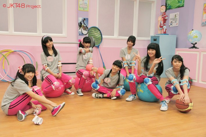 Galeri foto JKT48 school episode 2
