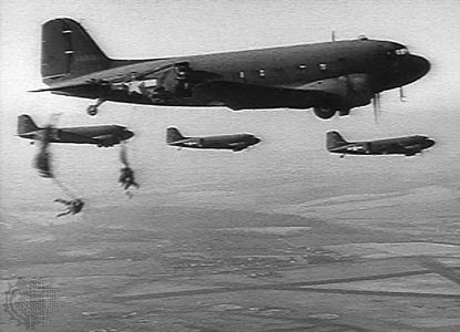 D Day Invasion Paratroopers Baseball's Greatest Sa...