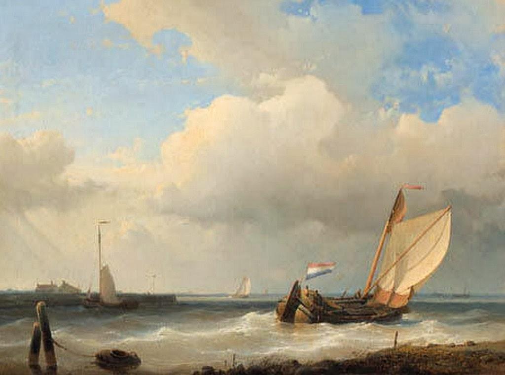 paisajes-con-barcos-realistas