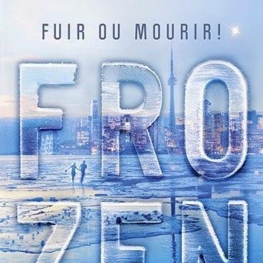 Frozen, tome 1 de Melissa De La Cruz & Michael Johnston