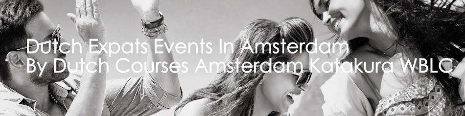 DUTCH EXPAT EVENTS IN AMSTERDAM