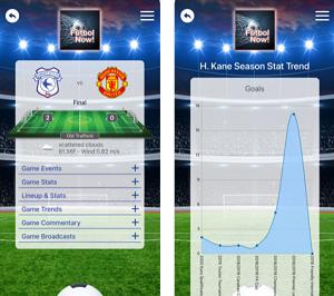 Sport App of the Week - Futbol Now!
