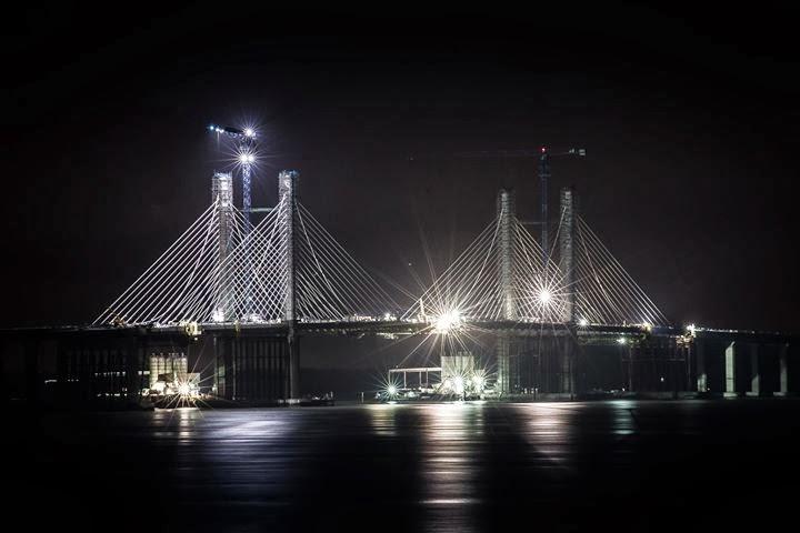 Jambatan Kedua Pulau Pinang, penang second bridge
