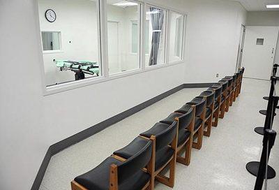 California's brand new death chamber