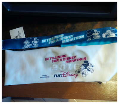 disney marathon training non slip heandbands