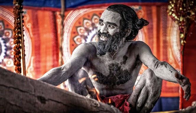 Para Sadhu atau orang-orang sakti India