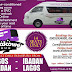 #BEATPLUZ GISTZ: (IBADAN-LAGOS) Travel To & Fro In A Luxury Bus for Just N1,500 + Win A 30% Coupon