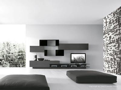 Modern Living Room 9