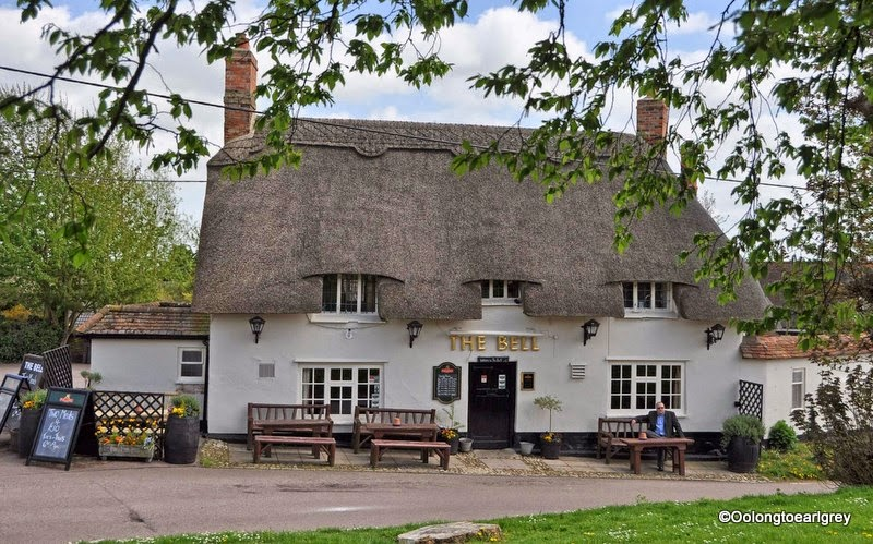 The Bell, Cuddington
