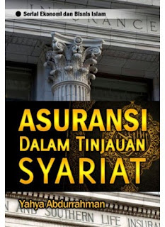 Asuransi Dalam Tinjauan Syariat | TOKO BUKU ONLINE SURABAYA