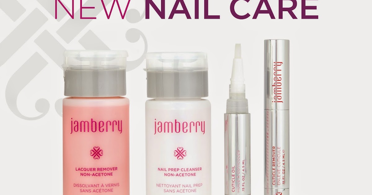 No Smudge Nails: Jamberry Nail Care