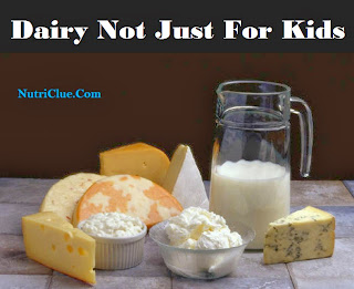 Dairy Not Just For Kids