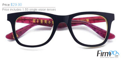 Firmoo Oversized Glasses
