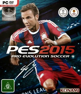 Download Pro Evolution Soccer 2015 - RELOADED + CRACK