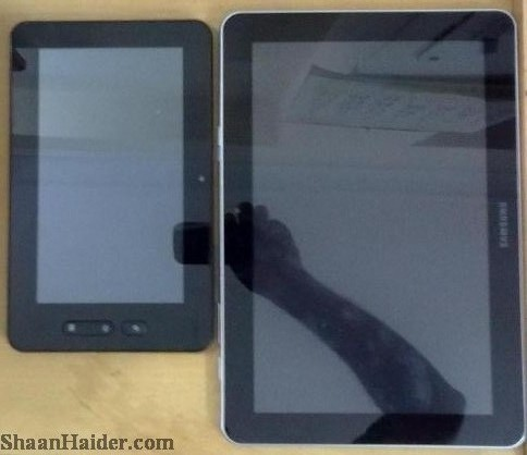 Micromax Funbook vs Samsung GALAXY Tab 10.1