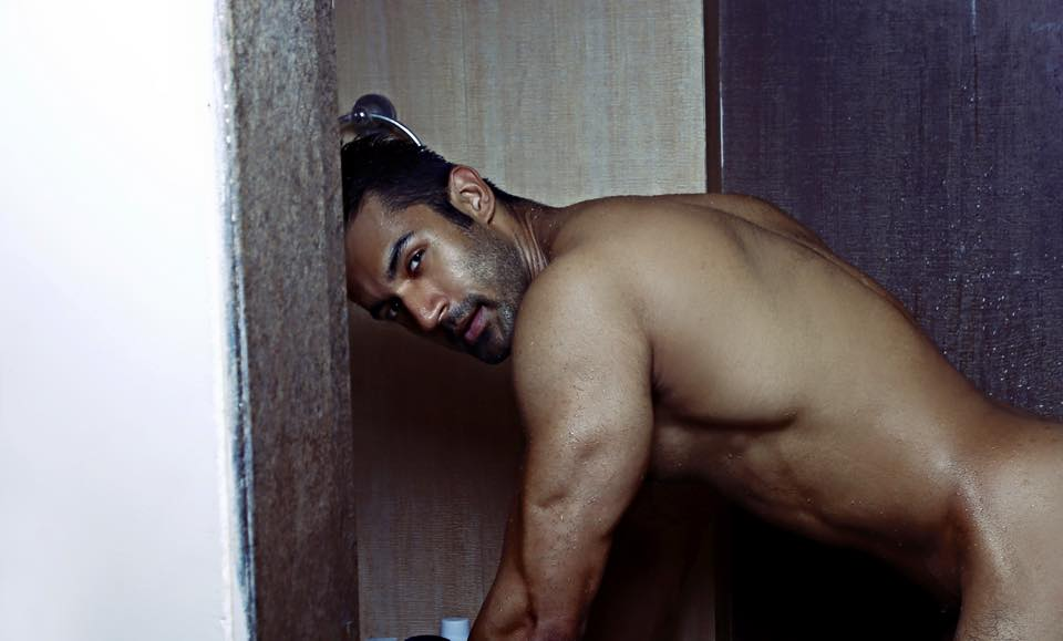 indian male models semi nude