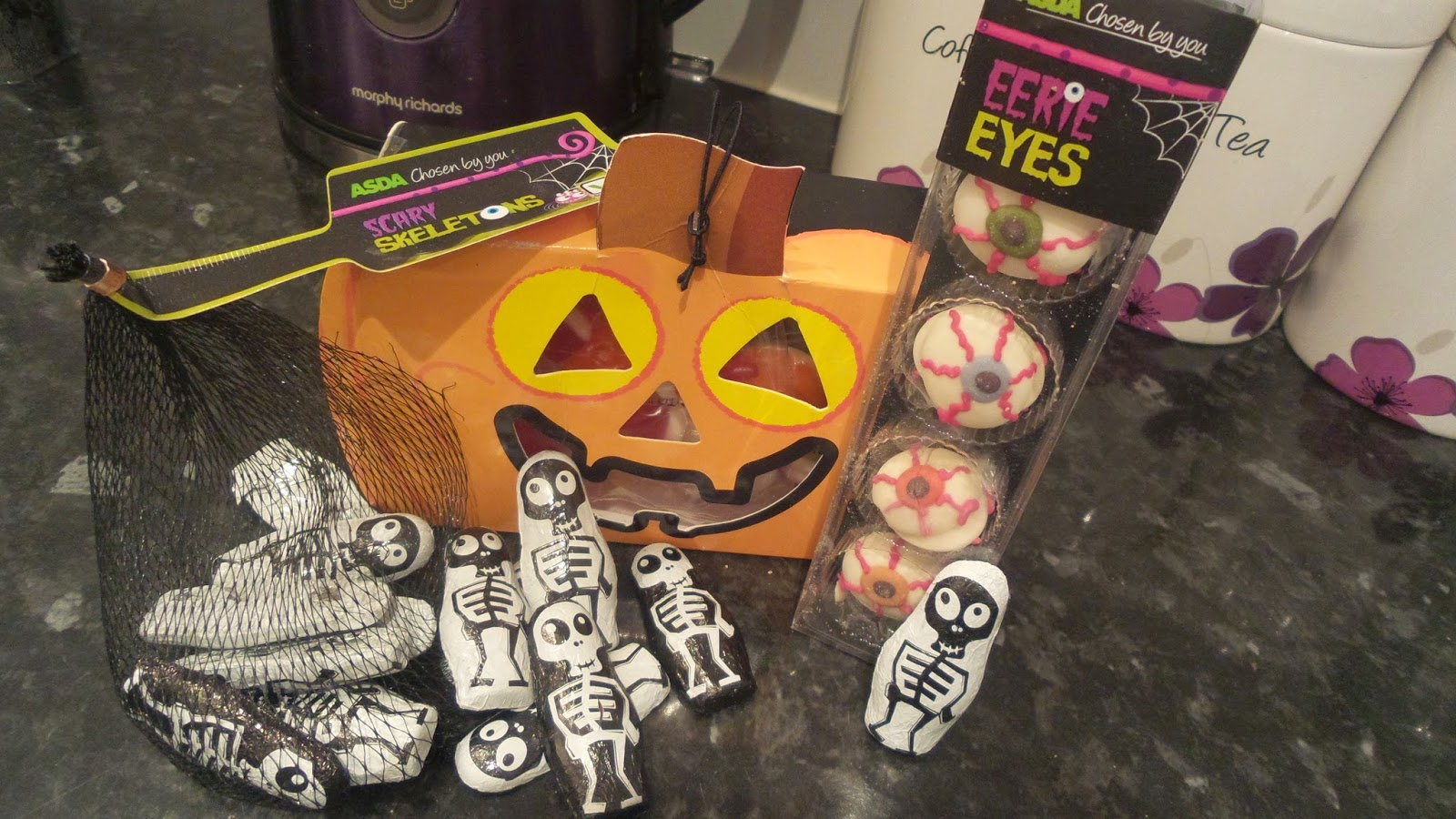 Cake Decorations At Asda : Sorted for Halloween Yet? ASDA s got it all. Coming from ...