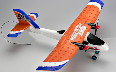 Sky Hussar Electric Mini RC Planes Images