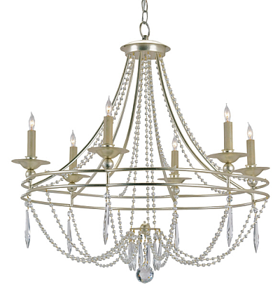 Black Wrought Iron Chandelier | Beso.com