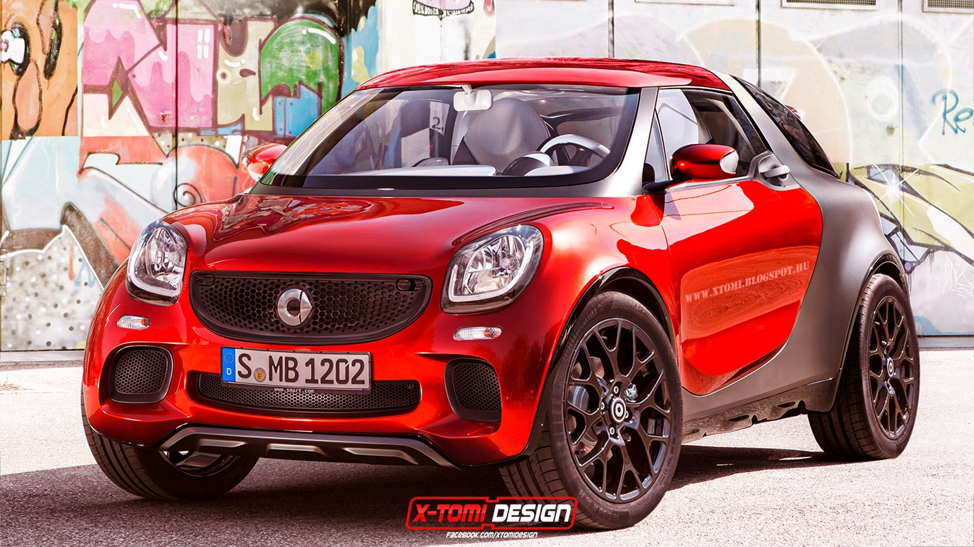 2021 - [Smart] ForFour 4x4 Smart+ForStars2