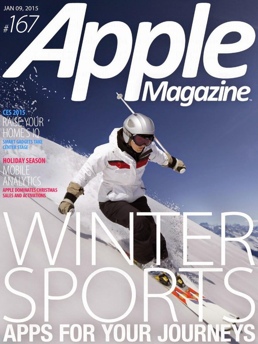 Winter sport: Ski - Apple Magazine, January 2015